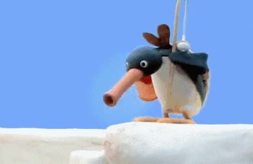 Watch They're communicating [Pingu] (reddit) GIF on Gfycat. Discover more related GIFs on Gfycat