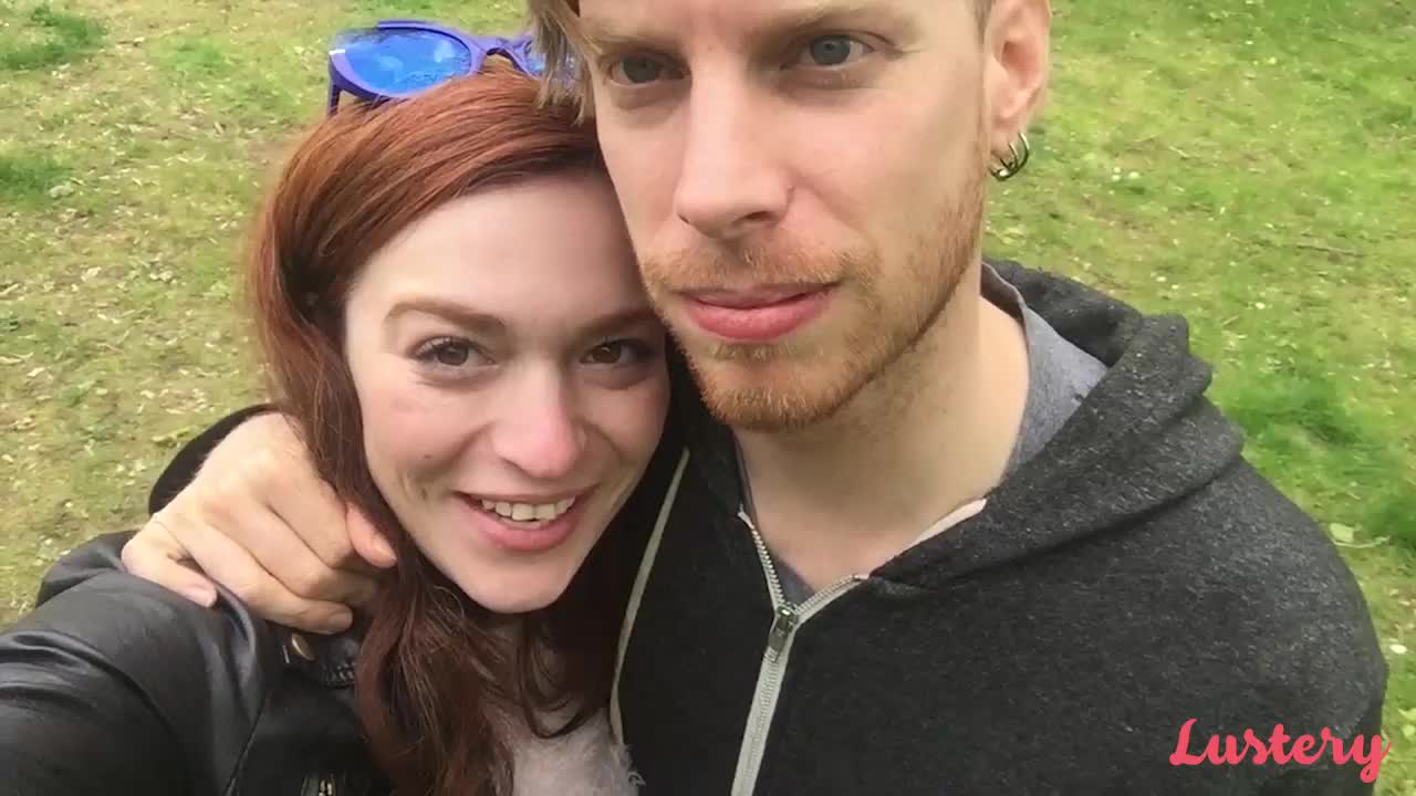Ginger Fucked In A Park