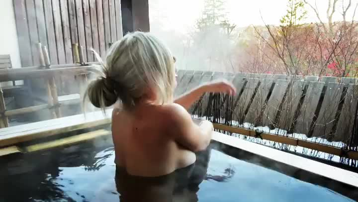 Hot tub IG video requested