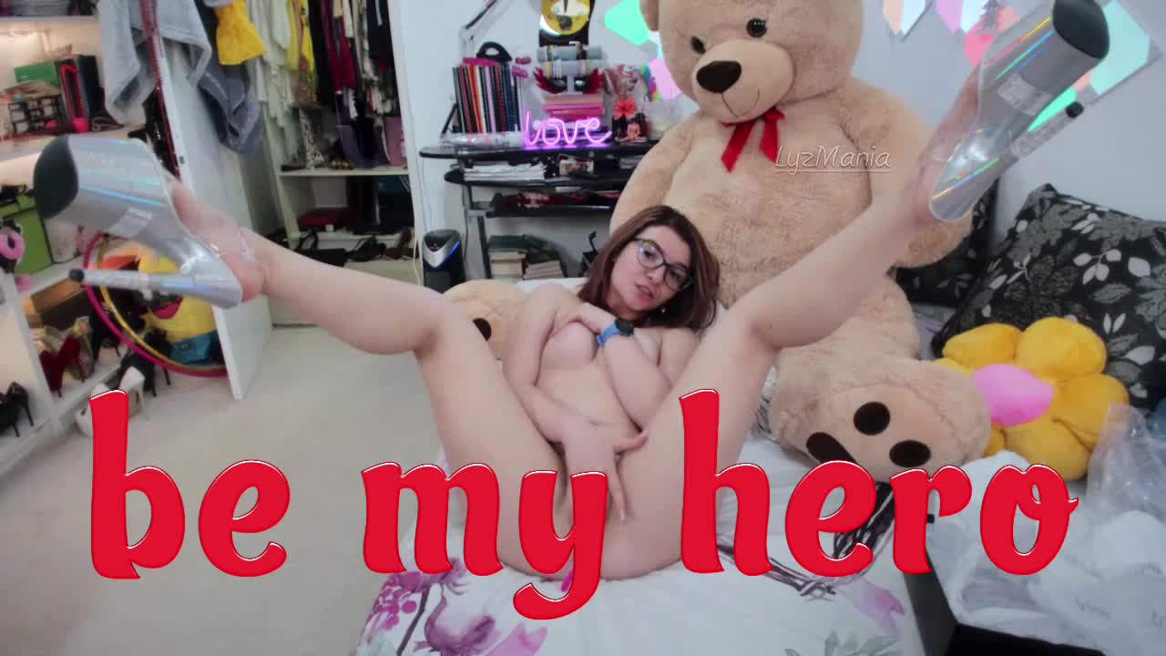 Be my Hero and join my Newly created OnlyFans! ~ ✔️Special Discount✔️ ~ I uploaded the full video with me wearing heels - This is just a teaser