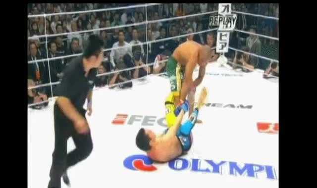 Watch De La Riva guard in MMA (reddit) GIF on Gfycat. Discover more bjj GIFs on Gfycat