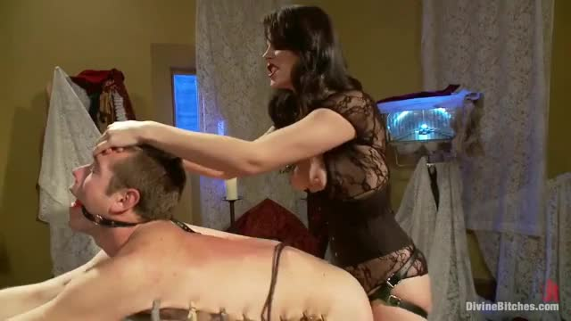 bobbi Starr Is Crule Dominatrix