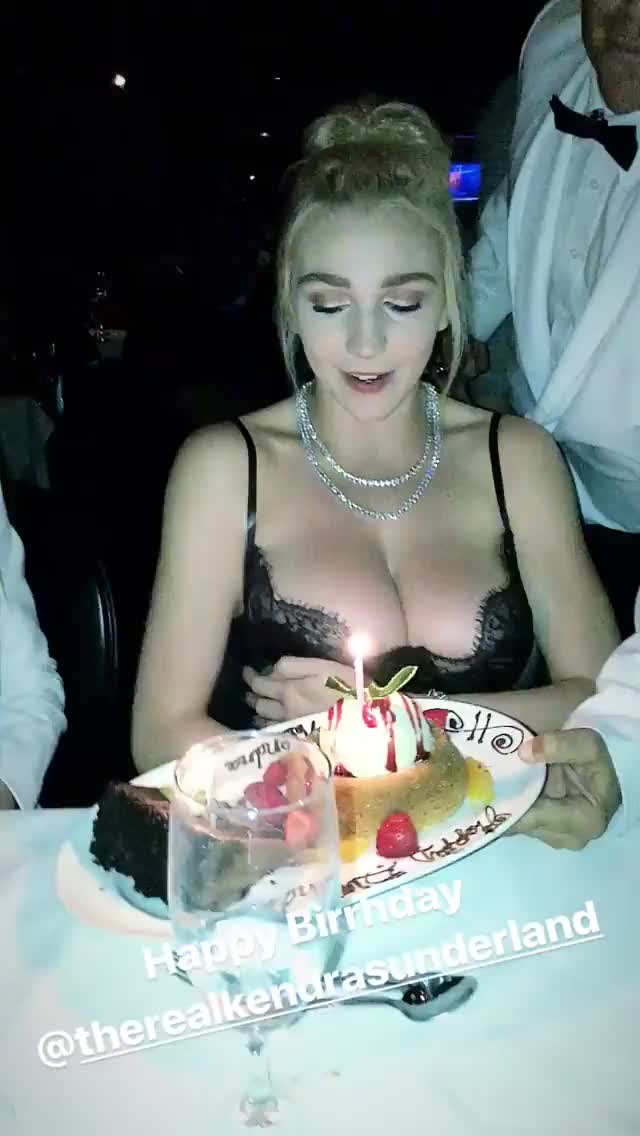Watch Kendra Sunderland - Birthday GIF by @emremizrahi on Gfycat. Discover more related GIFs on Gfycat