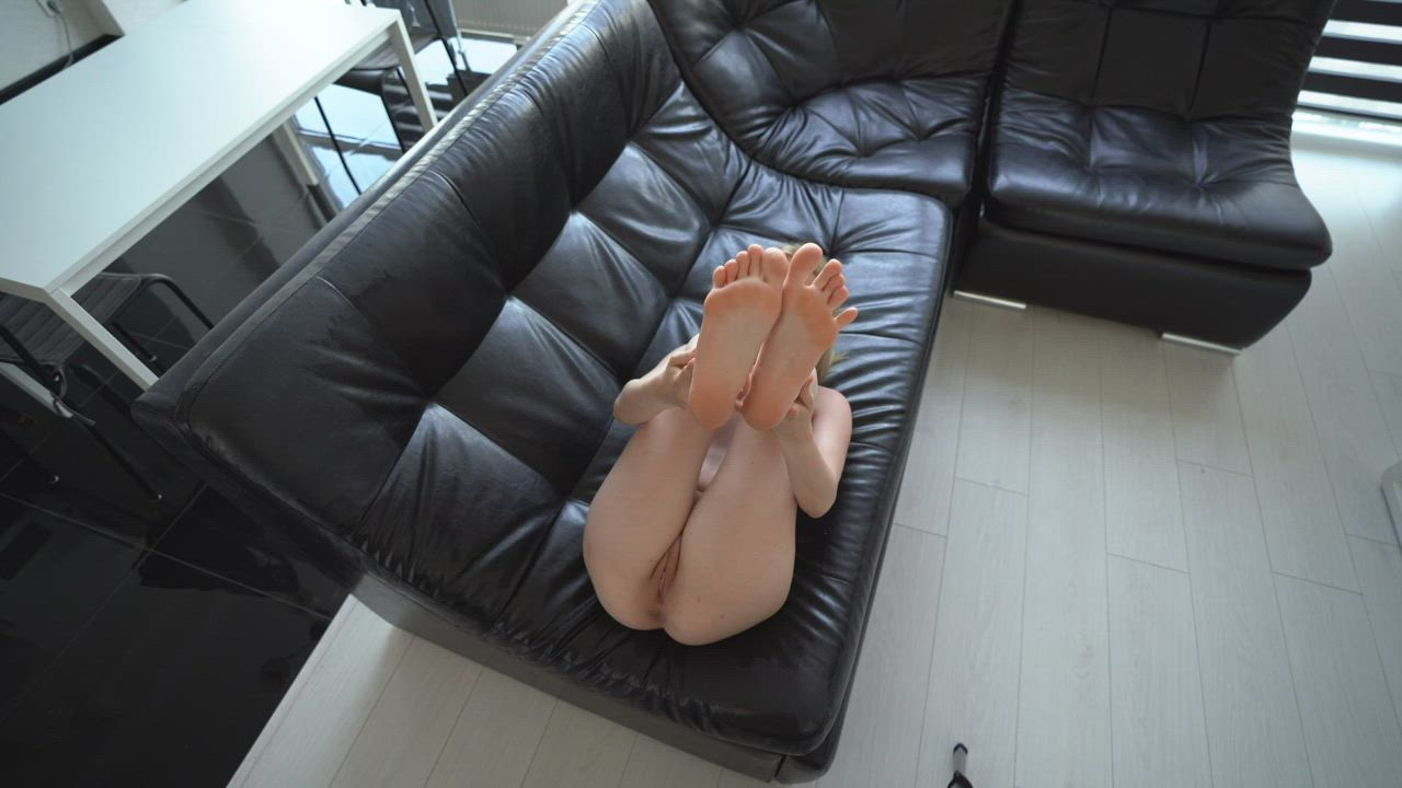 Would you lick my feet if it is only one way to please me?