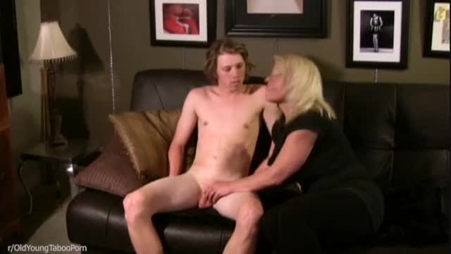 Mother son deprived of virginity
