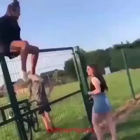 Chris_Isur_Dude, Hopping fences is a true art form GIFs