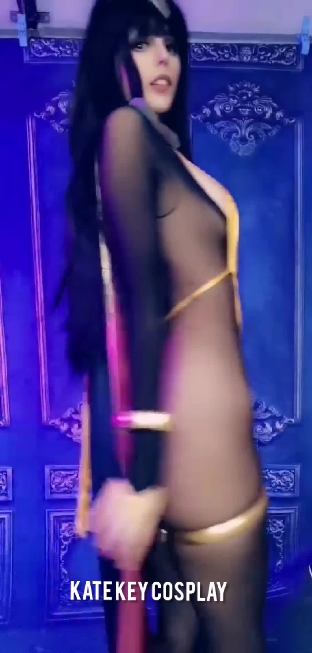 Tharja Booty Needs Some Spanks! by Kate Key