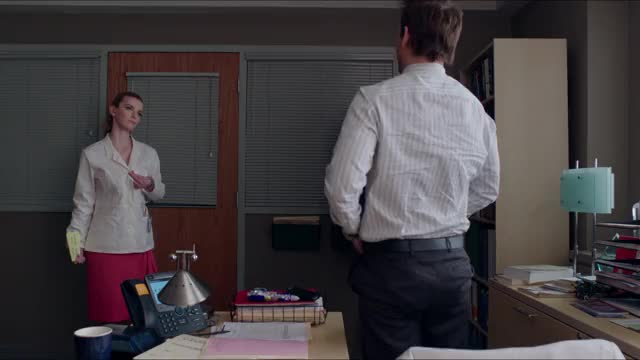 Betty Gilpin topless in Nurse Jackie - Part 2 of 2 (1080p, slowmo)