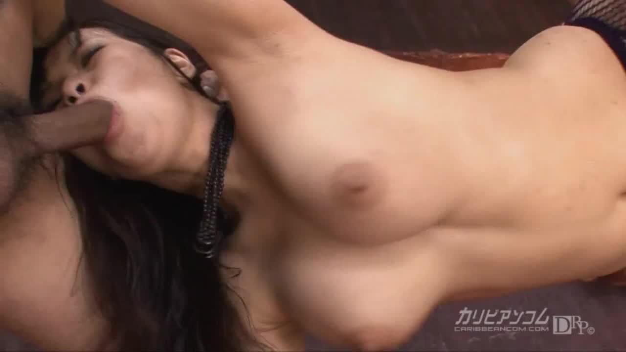 spitroasted japanese woman
