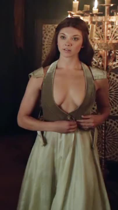 this Natalie Dormer scene from GoT not ever gets old