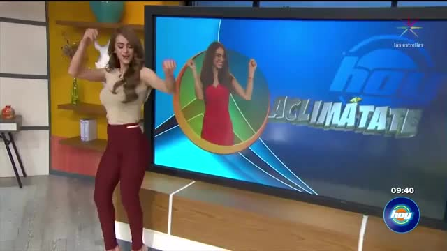 Watch yanet garcia GIF by Respect (@markonavi) on Gfycat. Discover more ass, culo, weather girl, yanet garcia GIFs on Gfycat