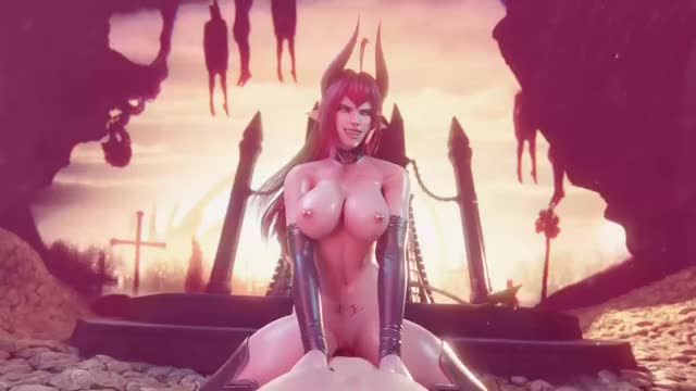 succubus With Pierced Nipples