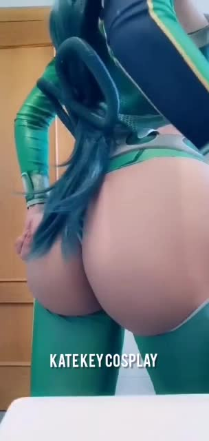 Frog Booty! Froppy by Kate Key