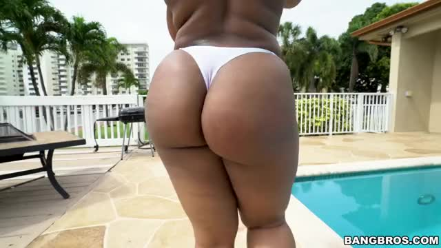Thick Ms. Yummy And Her Big Ass