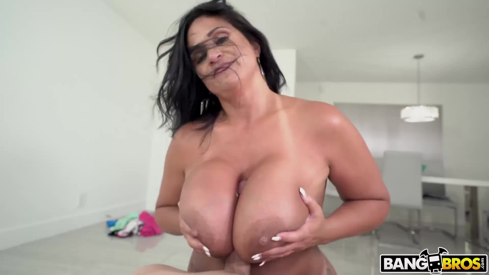 Asian MILF With Huge Tits
