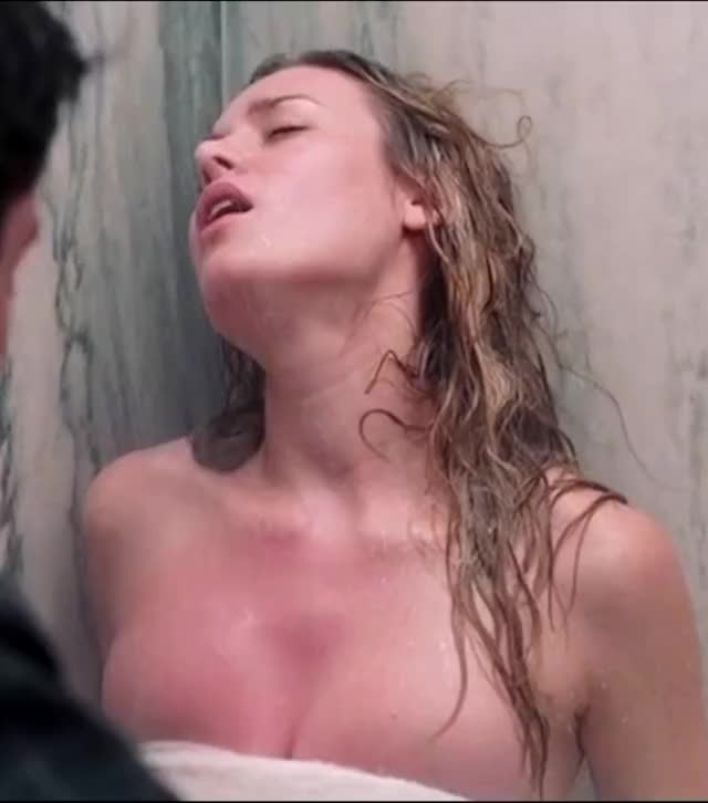 Brie Larson Tanner Hall nsfw shower scene, video with sound