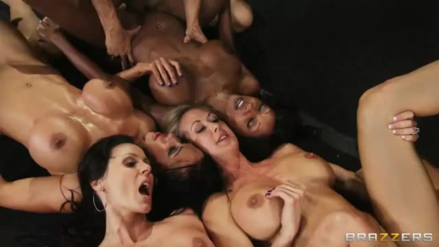 four of 'em all mouths open