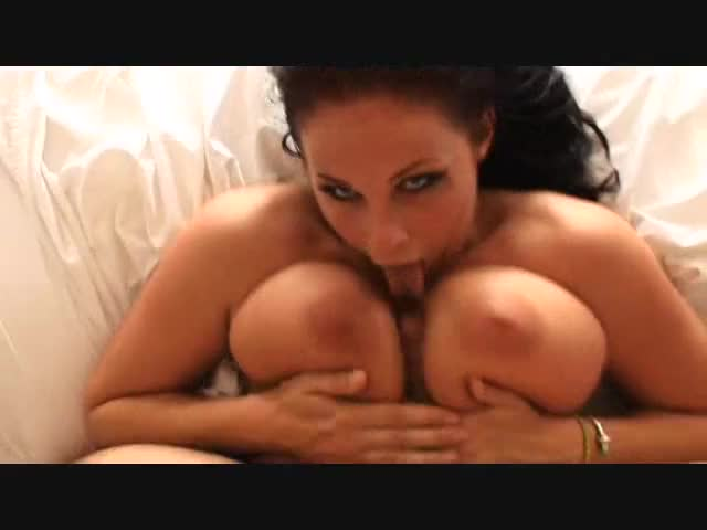 gianna Michaels cant deny a good facial