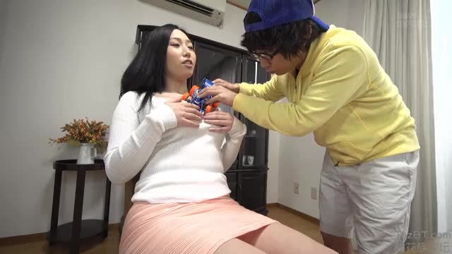 [PPPD-571] Temptation of the Big Tits Shotacon Older Sister! Creampie Sex With Young