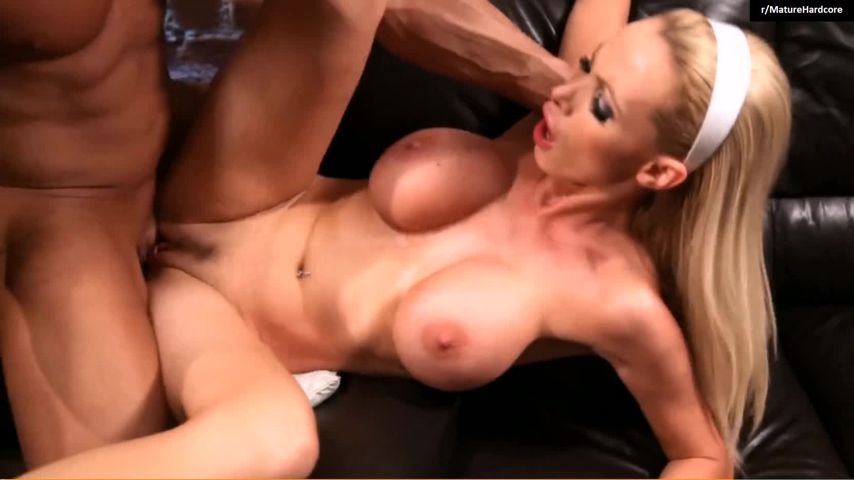 Nikki Benz - Pounded On The Couch